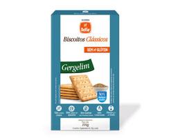 Biscoito Cracker Gergelim Belfar – sem glúten